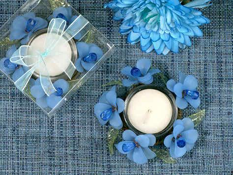 blue wedding flowers5