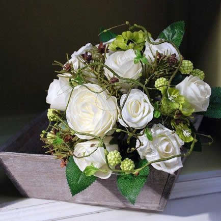 bridal bouquets according to your own style