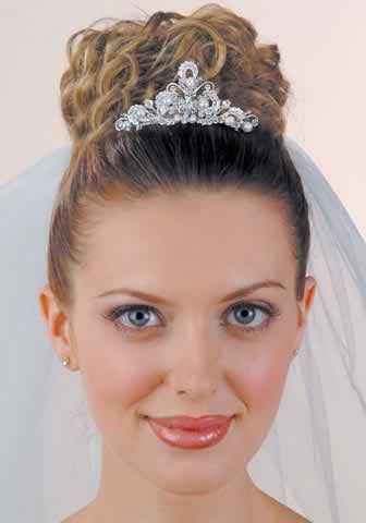 Bridal combs