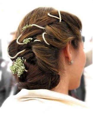 bridal hairstyles 2 3