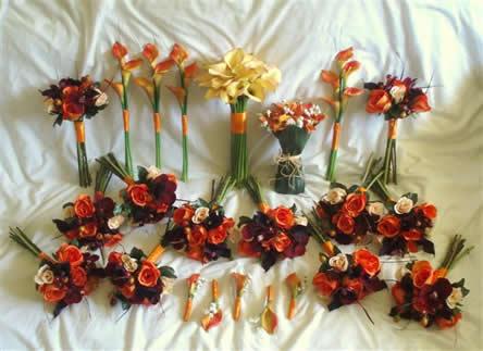 budget silk flowers 2