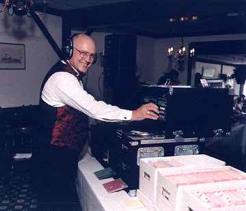 choosing the DJ for your wedding day