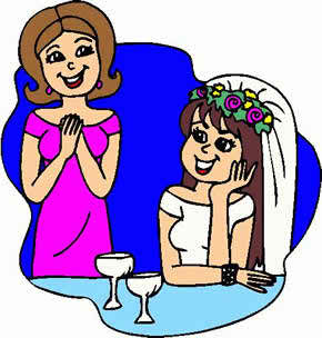 Choosing the right maid of honor