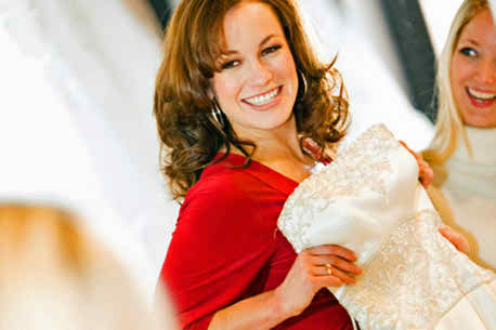 choosing wedding dresses 2