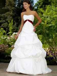 color wedding dresses 3