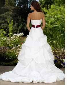 color wedding dresses 4