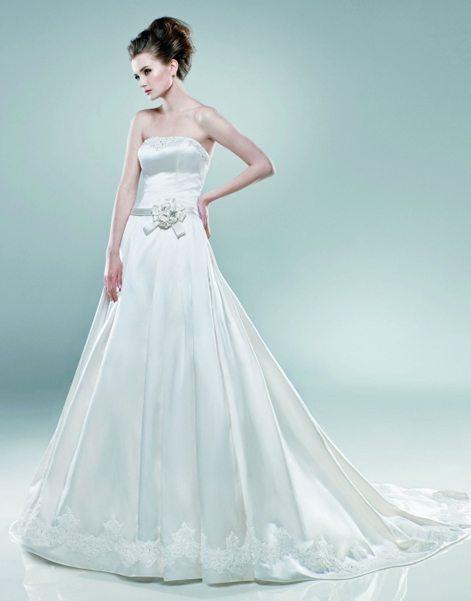 colored Anjolique wedding dresses 2