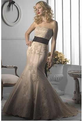 colored Christina Wu wedding dresses