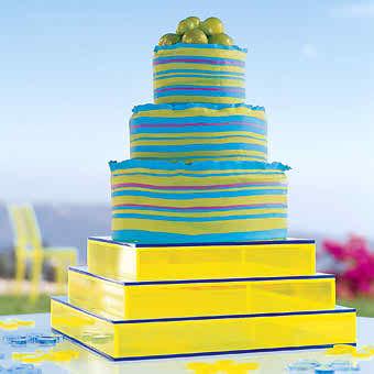 contemporary wedding cake2