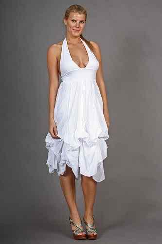cotton wedding dresses3