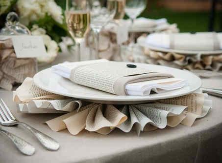 decoration ideas for a wedding