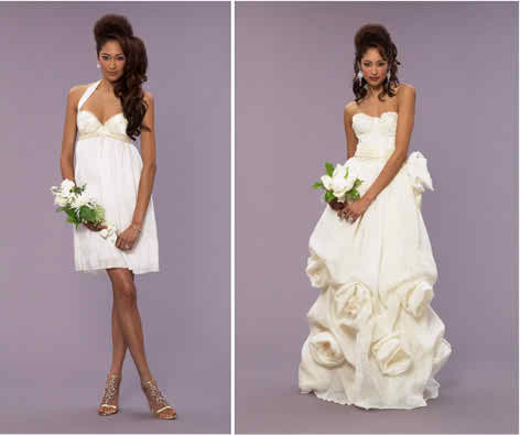 designer wedding dresses for summer