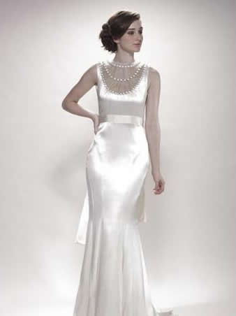 daring wedding gowns