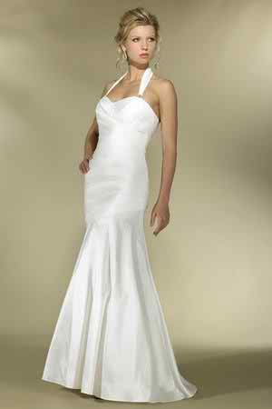 elements in informal bridal gowns