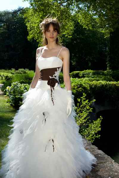 embroidered wedding gown 2