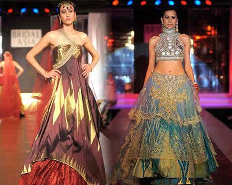 exotic wedding dresses 2 3