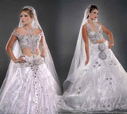 Exotic wedding dresses 3 | | TopWeddingSites.com