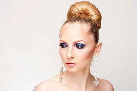 eyebrows for brides
