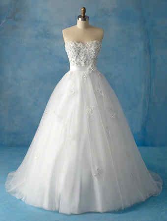 fairy wedding dress2