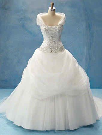 fairy wedding dress3
