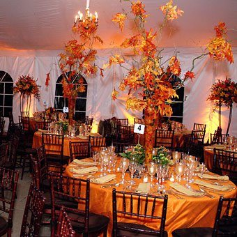 fall wedding flowers 2