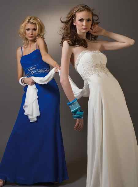 fashionable wedding dresses 2