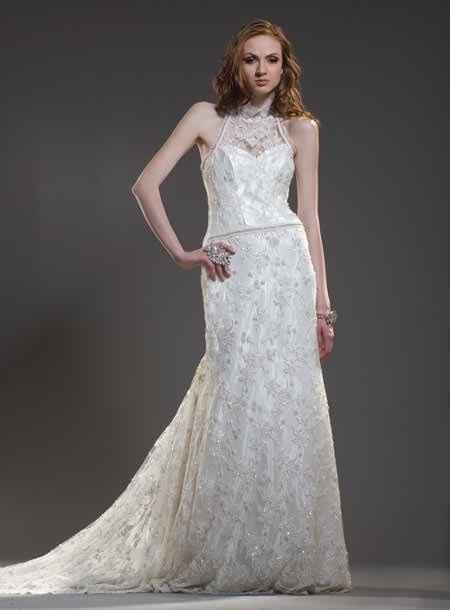 fashionable wedding dresses 2