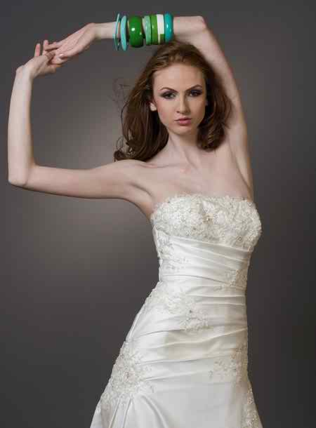 fashionable wedding dresses 3