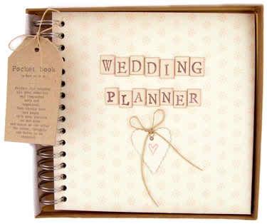 wedding planning procedures