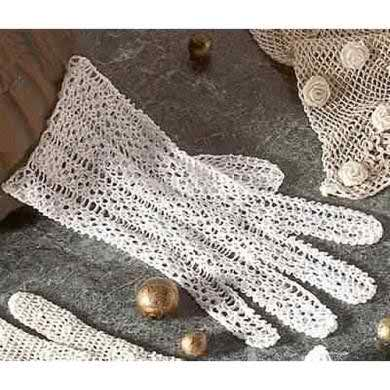 gloves for the wedding day