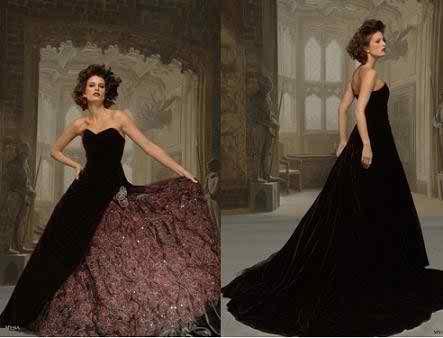 gothic wedding dresses3