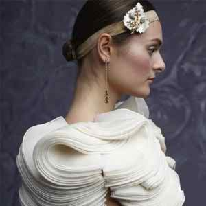 hair accessories for brides