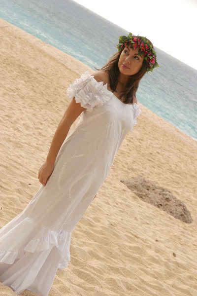 Hawaiian wedding dress for Top 10 wedding sites