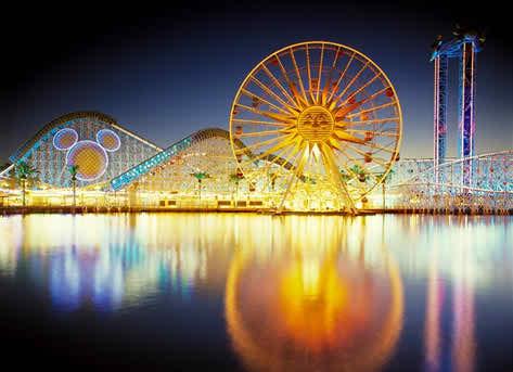honeymoon - Disneyland 2