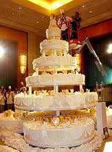 huge wedding cakes2