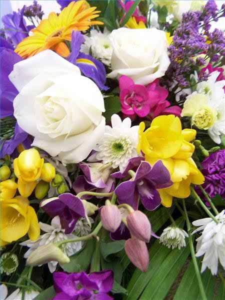 ideas for flower arrangements