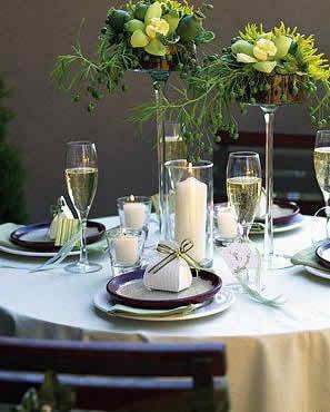 ideas of wedding reception flowers 2