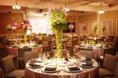 ideas of wedding reception flowers 5