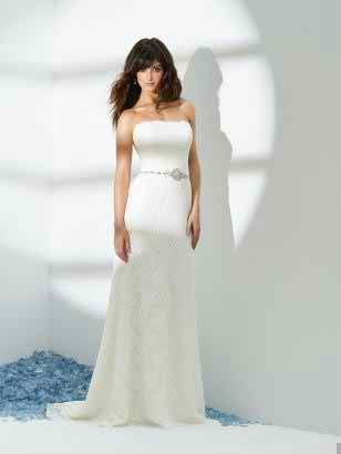 informal bridal gowns