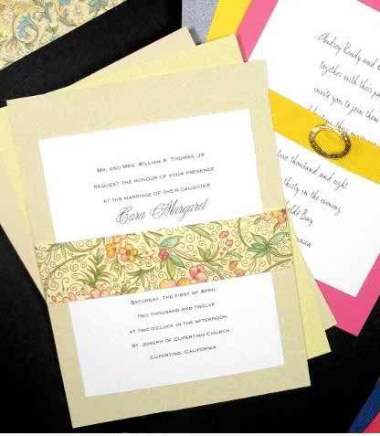 interesting models of invitations 2