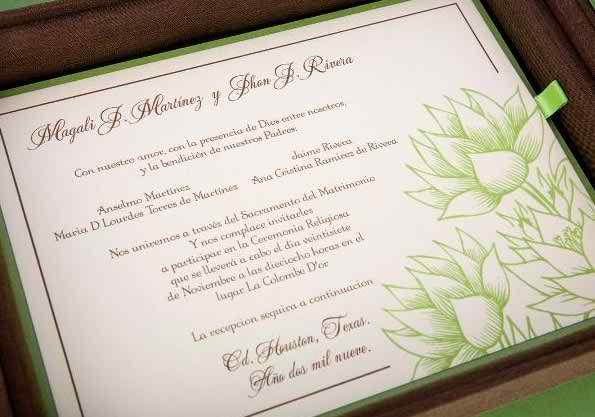 interesting models of invitations 24