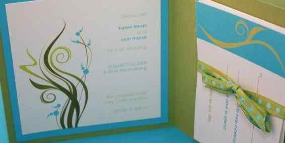 interesting models of wedding invitations2