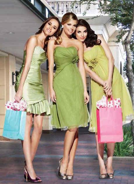 latest bridesmaid dresses
