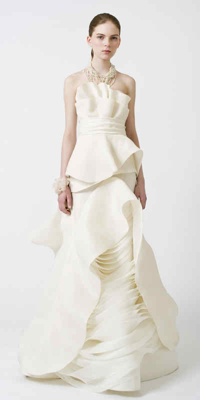 latest collection Vera Wang 2