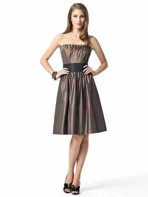 latest collection of bridesmaid dresses from Dessy