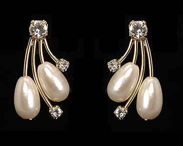 long bridal earrings 3