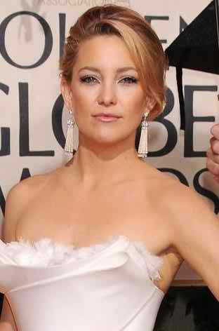 look like Kate Hudson in your wedding day