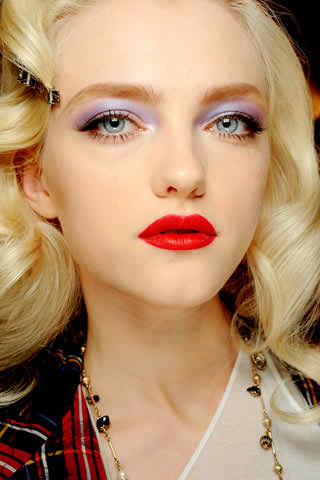 make-up trend 2010- great look for your wedding day