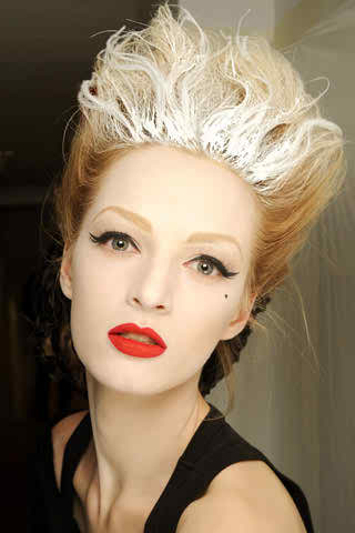 make-up trend 2010- great look for your wedding day2