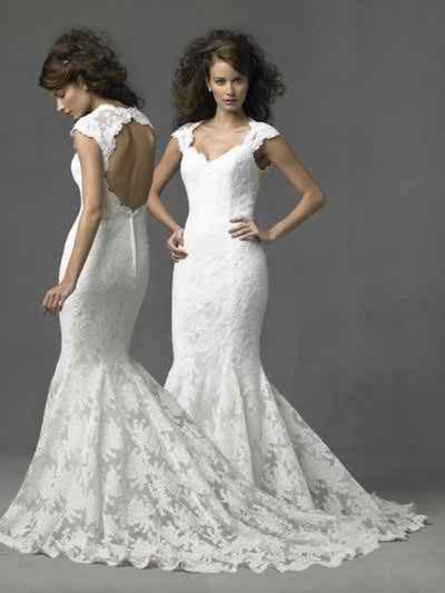 mermaid wedding dress 4